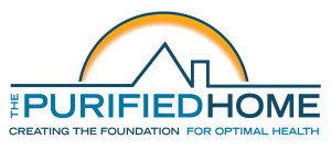 The Purified Home Logo